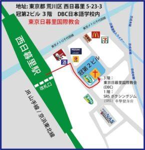 TNIC教会地图